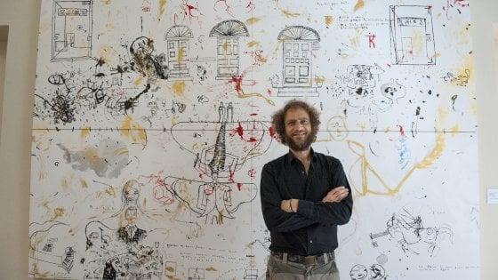 Tricarico, cantautore e artista: a Bologna la sua musica si mostra