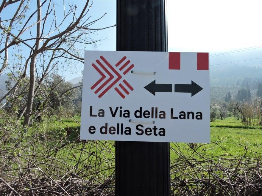Non solo Via degli Dei: da Bologna a Prato lungo la Via della Lana e della Seta