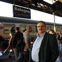 """La sfida di Tonino Braccia: """"Ho ripreso il treno dopo la strage di Bologna"""""""