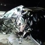 Week-end nero sulle strade:  22enne muore sul colpo sedicenne grave