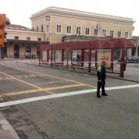 Allarme bomba per una valigia alla stazione di Bologna centrale