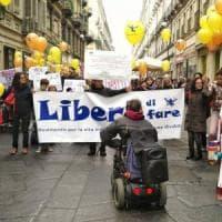 I disabili al neoministro Fontana:
