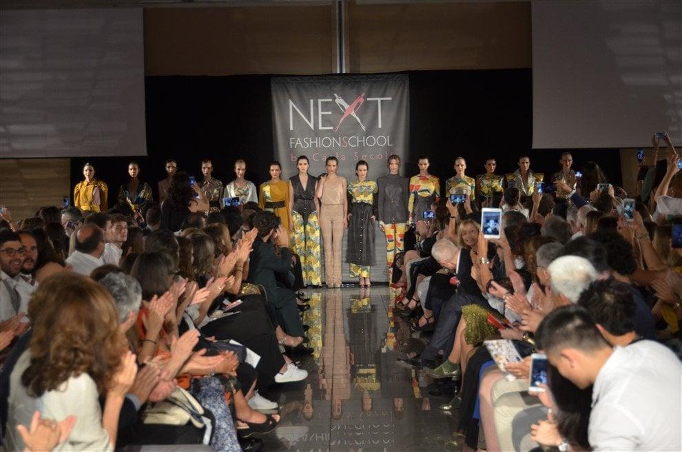 Bologna, sfilano talenti: la moda della Next Fashion school