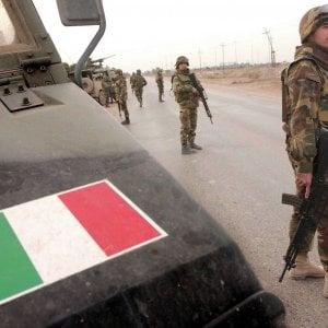 Pesaro, soldatessa gravemente ferita col mortaio: è in rianimazione