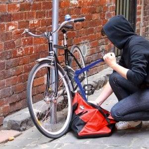 Bologna, sei mesi di reclusione per un ladro di biciclette