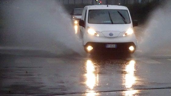 Allerta temporali su tutta l'Emilia-Romagna