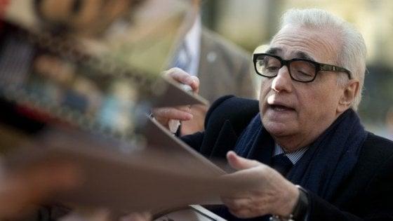 Martin Scorsese arriva a Bologna per Sotto le stelle del cinema