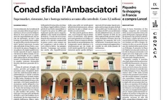 """L'appello di architetti e urbanisti: """"No a un nuovo supermercato nel centro di Bologna"""""""
