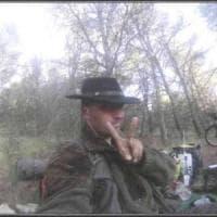 Selfie prima di uccidere: ecco le foto di Igor