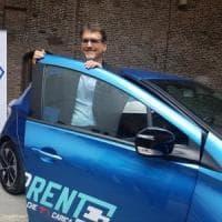 Il car sharing elettrico arriva a Bologna