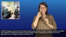 Le notizie di Bologna nella lingua dei segni