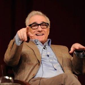 """Bologna, Martin Scorsese in piazza Maggiore per il suo """"Toro scatenato"""""""