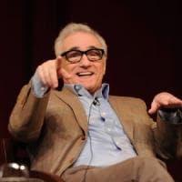 Bologna, Martin Scorsese in piazza Maggiore per il suo