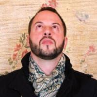 R.Emilia, il rapper professore di storia dà lezione a Salvini