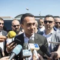Crisi, il ministro Di Maio alla ex Bredamenarini di Bologna: