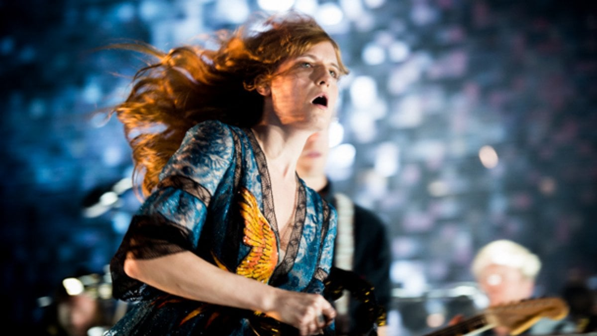 Florence and The Machine a Bologna nel 2019 - Repubblica.it