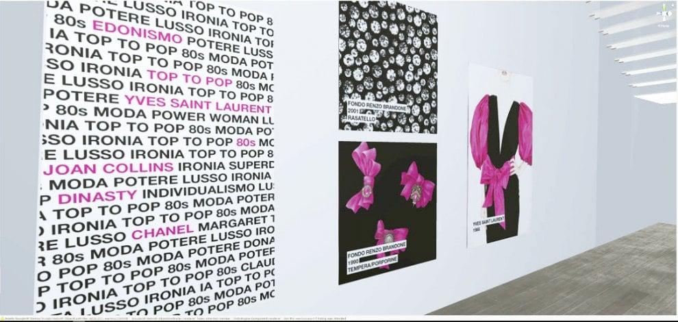 Bologna, da Armani a Moschino: una mostra racconta la moda anni '80 fra potere, lusso e ironia