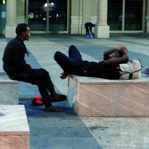 Forlì, tiro all'africano con pallini ad aria compressa