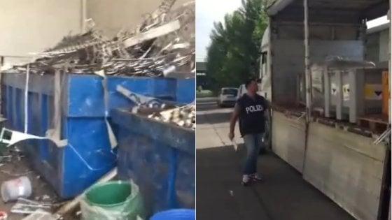 """Operazione """"Nonno del ferro"""" contro i furti di rame: 31 persone nei guai per traffico di rifiuti speciali"""