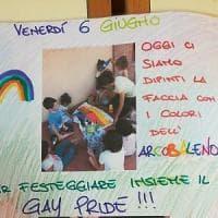 Al campo estivo le maestre celebrano il Gay Pride, il caso arriva in Parlamento