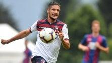Bologna, 4 gol in amichevole: prime reti di Destro e Falcinelli