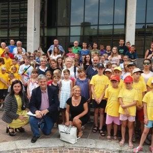 La denuncia: molti comuni emiliani non vogliono più i bambini di Chernobyl