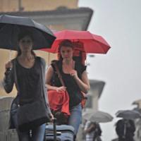 Maltempo nel Bolognese, sottopassi allagati in provincia