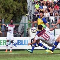 Bologna, che fatica: 2-0 ai baby del Southampton