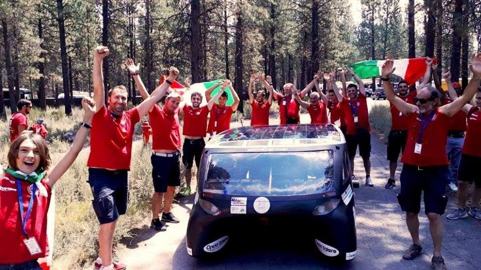 E' targata Bologna l'auto solare che ha stravinto la Solar Challenge: 2700 km attraverso gli Usa