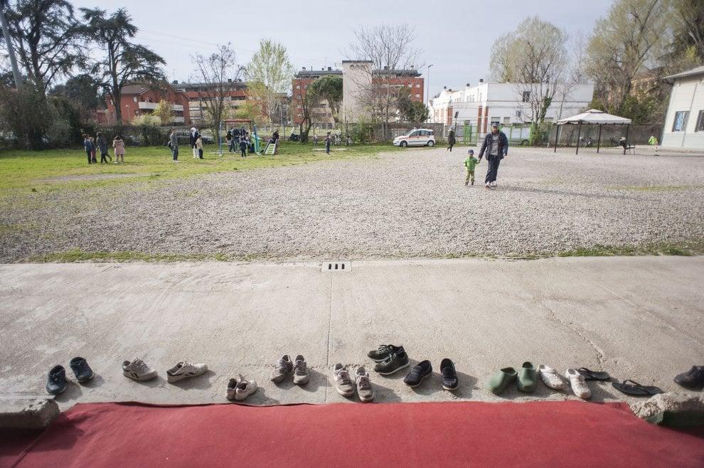 Il centro di preghiera islamico a Bologna