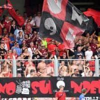 Bologna-Norimberga 1-0. Scontri tra tifosi a fine gara