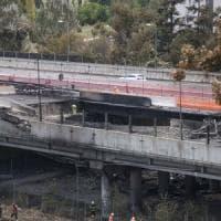 Bologna, esplosione in A14: niente ticket per i feriti