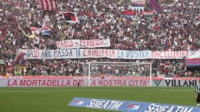 """""""Bologna-Spal e quell'affetto ultrà nel nome del mio Federico"""""""