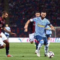 Flop Bologna, il derby è della Spal