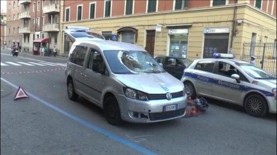 Bologna, morto l'anziano investito in via Corticella