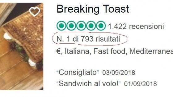 Il miglior ristorante di Bologna? Macché tortellini, fa i toast