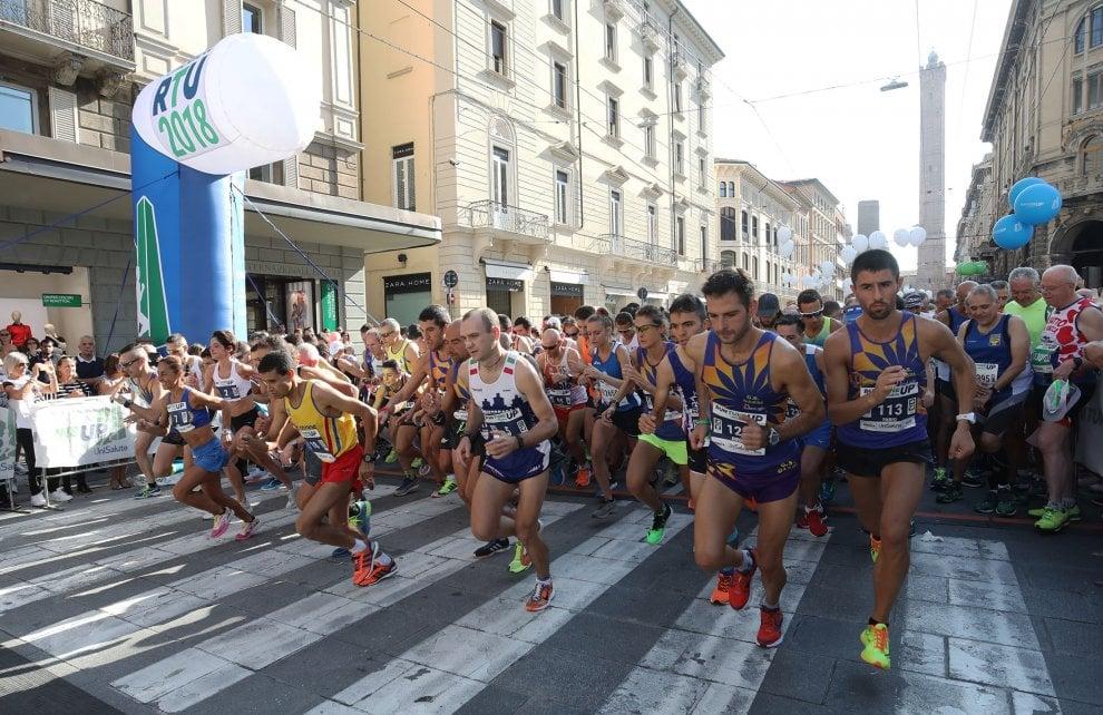 Run Tune Up, in 4mila di corsa per le strade di Bologna