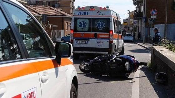 Bologna, in sei mesi 6mila persone al pronto soccorso per incidenti stradali