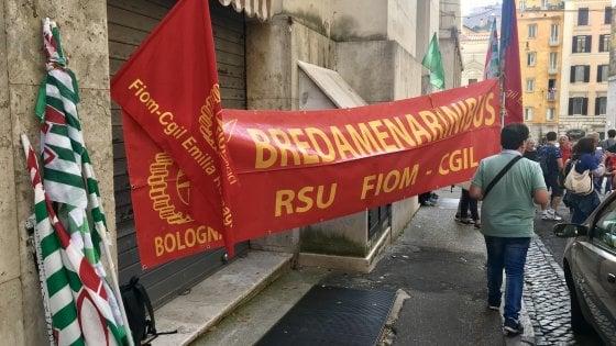 """Bologna, annuncio di Di Maio su ex Breda: """"Le Ferrovie entrano in società"""""""