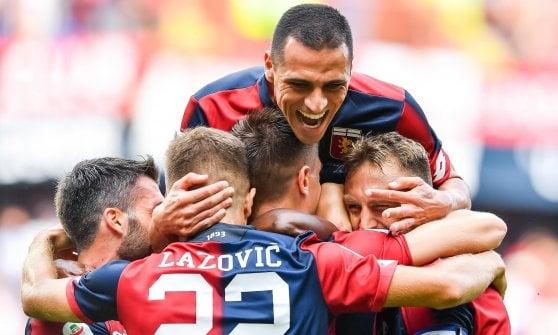 Il Bologna fa piangere: lo batte anche il Genoa