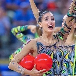 Due bolognesi campionesse mondiali di ginnastica ritmica