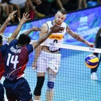Volley, week end  Mondiali al PalaDozza con Brasile, Belgio, Slovenia e