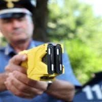 Reggio Emilia, usato per la prima volta il taser durante un arresto