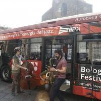 Musica e disegni, l'autobus è Jazz