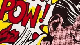 Lichtenstein e l'eredità della Pop art