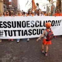 Cinquemila No Vax in corteo a Bologna