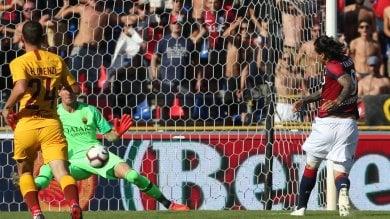 Juve-Bologna, Santander forse non ce la fa