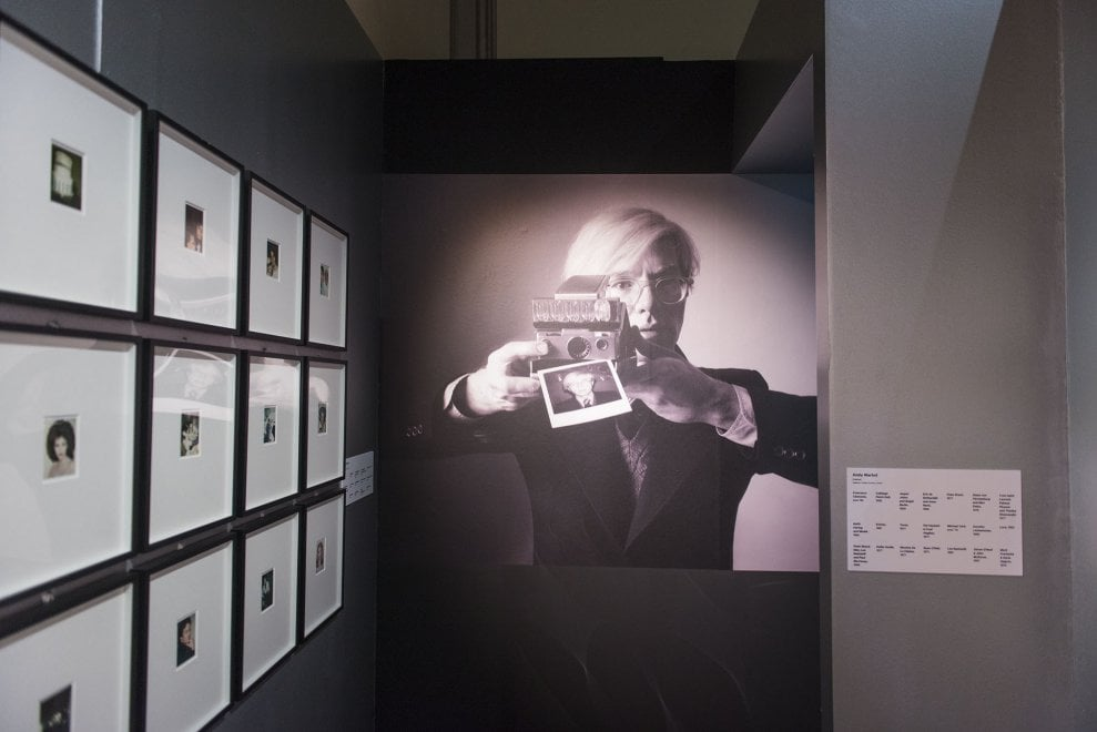 Warhol & friends a Bologna: da Marilyn a Mao, fino alle sue Polaroid