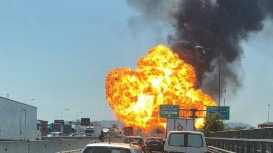 Esplosione Bologna, il 1° ottobre riapre il raccordo autostradale