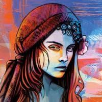 Le locandine disegnate da Alice Pasquini